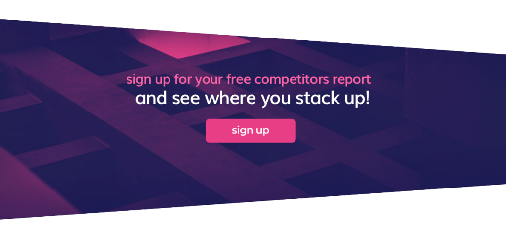 CTA leading to the competitor analysis landing page photo